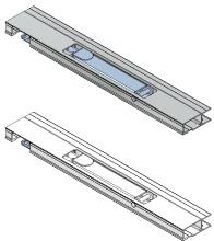 Langweg, Einbau, Riegel, Verschluss, Einfassung, Einfassprofil, Bordwand, Aluminium, Alu, Ladungsdruck