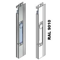 Langweg 710, Einbau, Riegel, Verschluss, Einfassung, Einfassprofil, Bordwand, Aluminium, Alu, Ladungsdruck